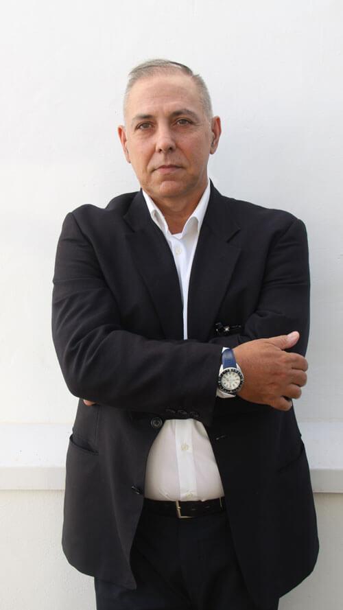 Elías González. Dirección de obra. Arquitecto