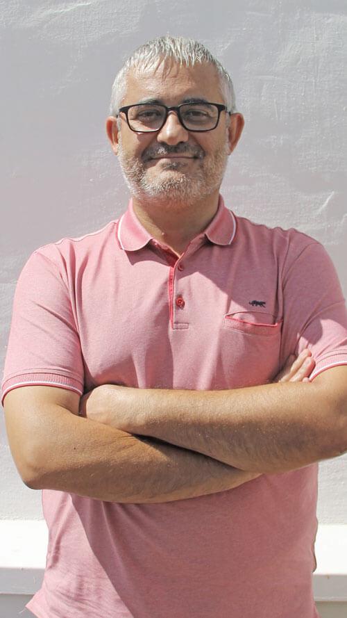 José Ramón Carrilero. Dirección ejecución obra. Arquitecto técnico