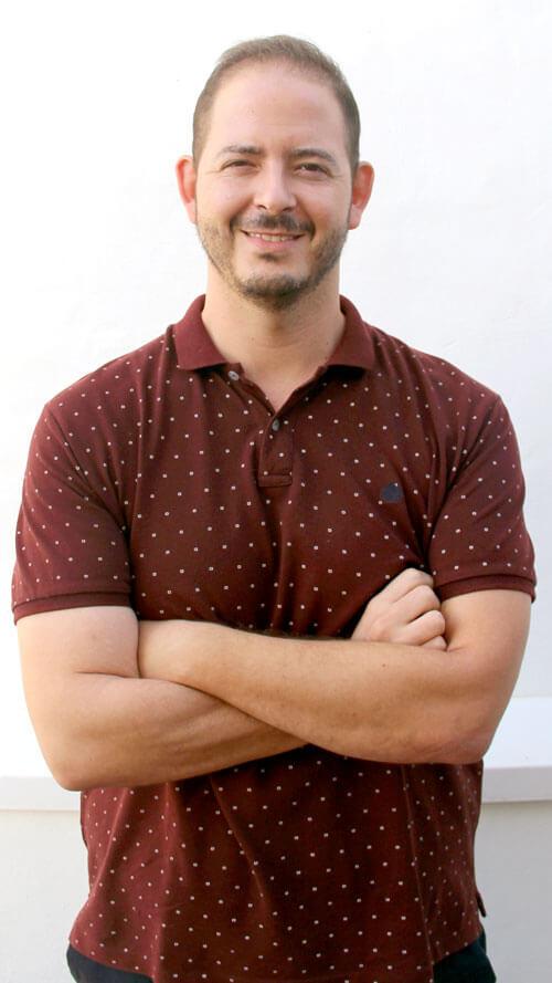 Mario Muñoz. Departamento comercial