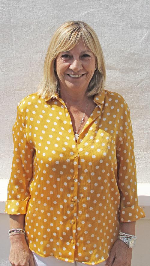 Maria Jesús Martínez. Departamento financiero