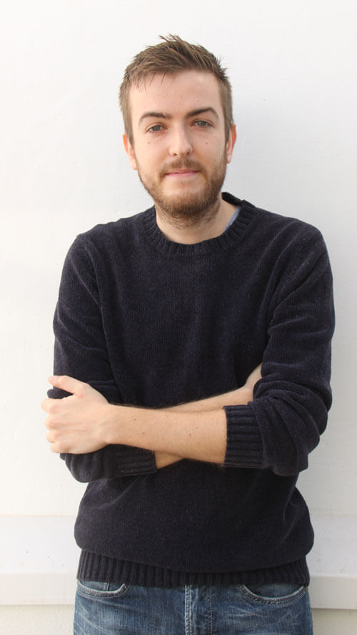 Jesús Jiménez. Coordinador proyectos. Arquitecto