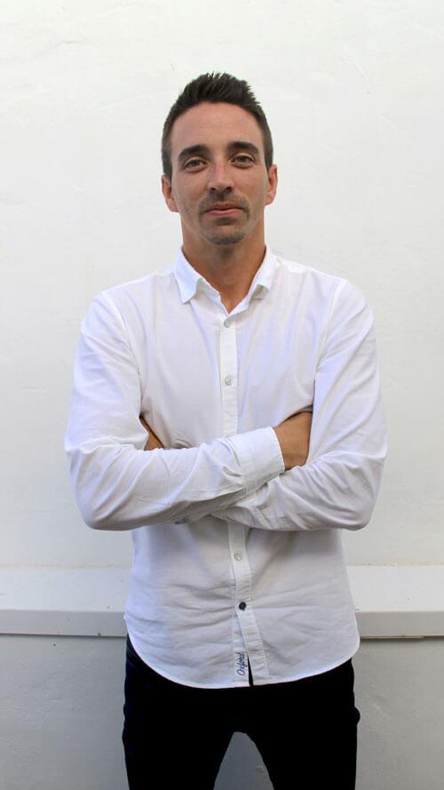 Tomás Belando. Coordinador proyectos. Arquitecto