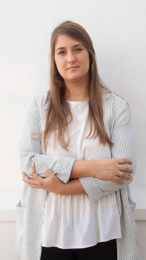 Ana Belén García. Arquitecta