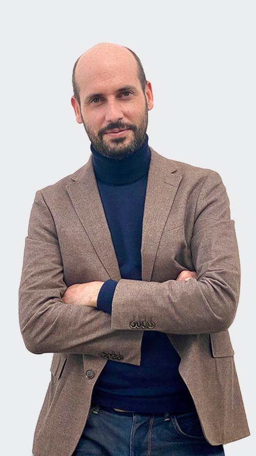 Jesús Gallego. CEO y arquitecto de Adoras Atelier