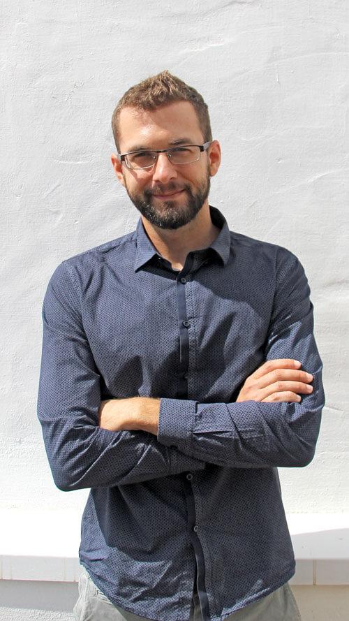 Luis Ceñal. Jefe departamento arquitectos